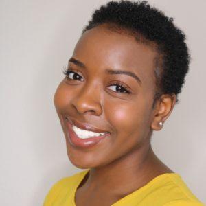 Portrait photo of Deja Fields